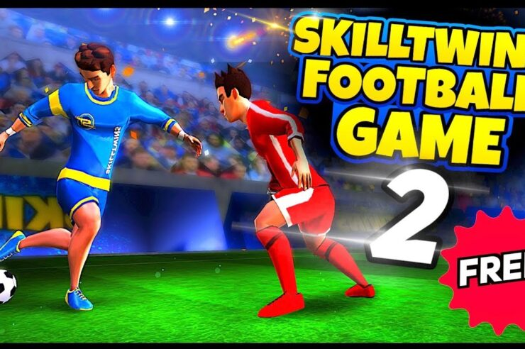 SkillTwins Football Game